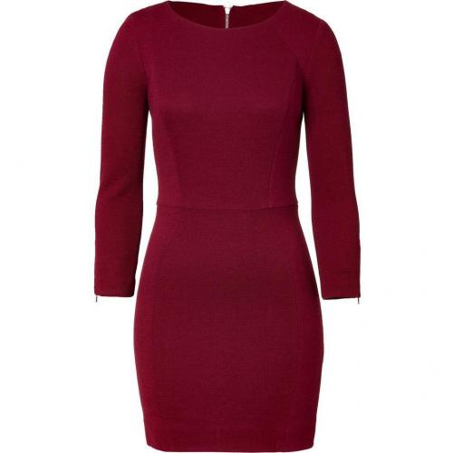 Sandro Ruby Wool-Blend Dress
