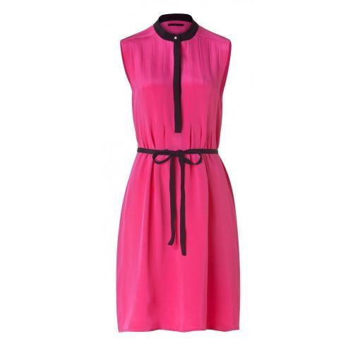 Sly 010 Seiden Kleid Pink