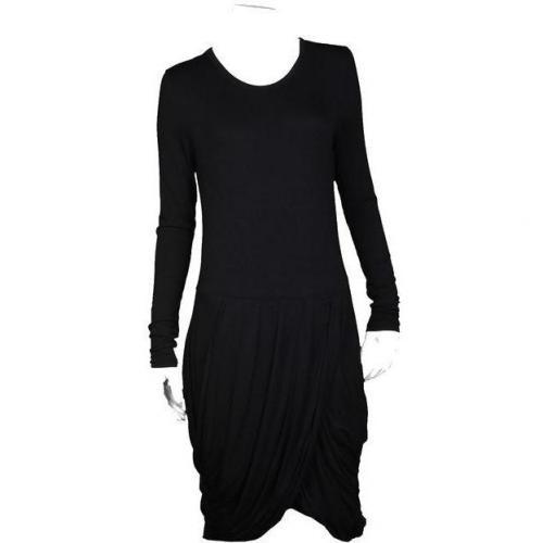Snob Jersey-Kleid Kalina schwarz