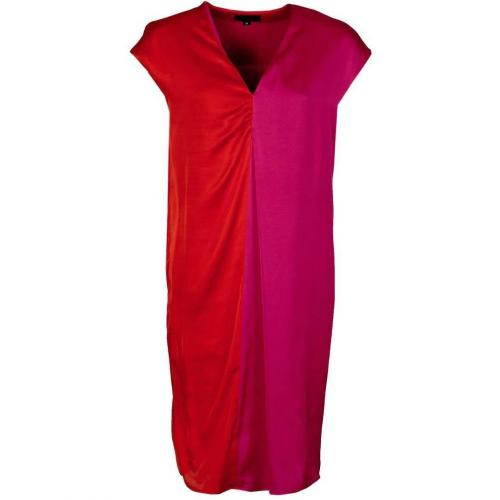 S'nob Kiran Sommerkleid rot/pink