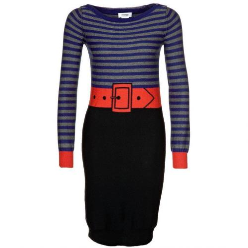 Sonia by Sonia Rykiel Kleid noir/sailor