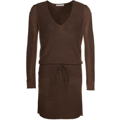 Stefanel Strickkleid brown