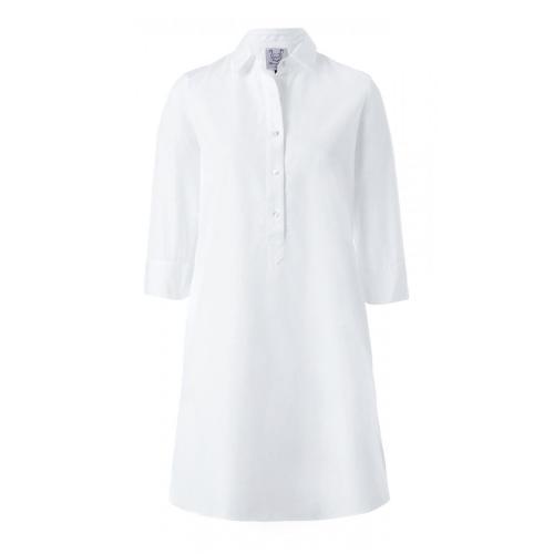Thierry Colson Cecilea Kleid Weiß