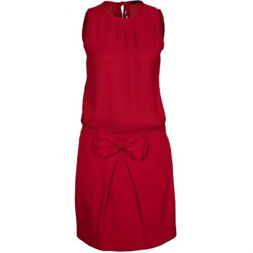 Twin Set Kleid red