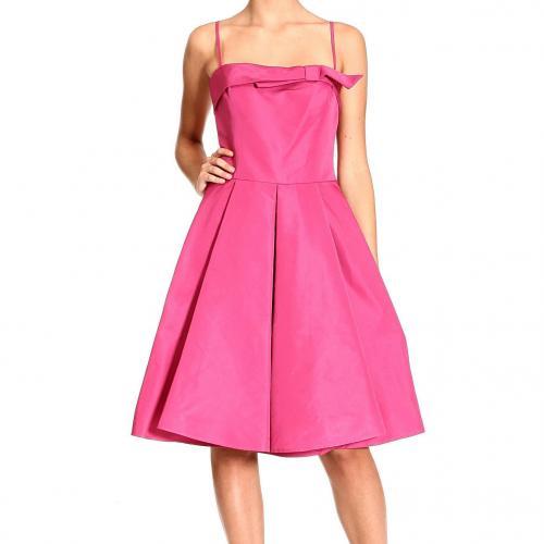 Valentino Bow strapless dress