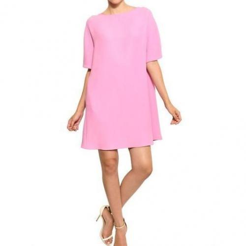 Valentino Kleid Aus Seide Und Cady