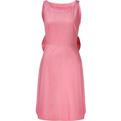Valentino Pretty Pink Bow Embellished Dress