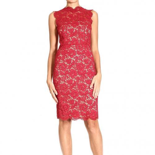 Valentino Sleeveless lace dress