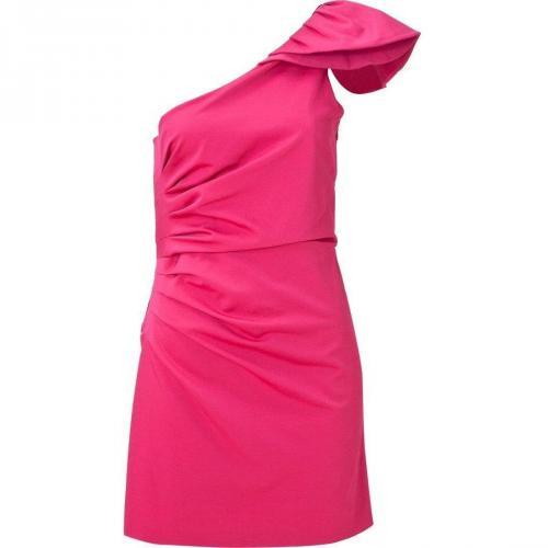 Vera Mont Sommerkleid pink Asymmetrisch
