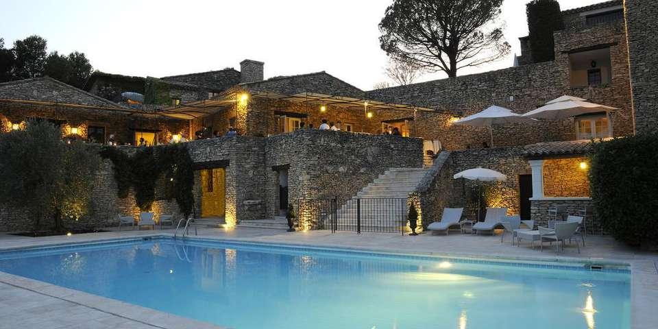 Mas Des Herbes Blanches Hotel Spa Relais Chateaux