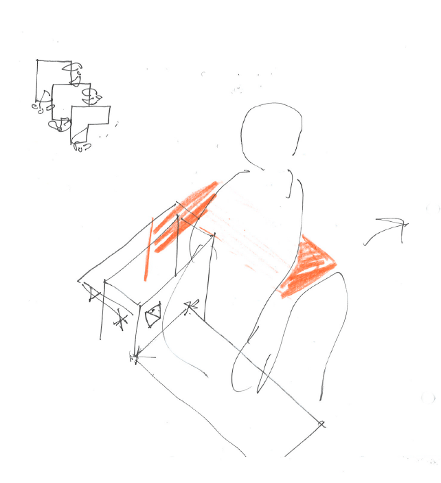 2D Drawing → My Architecture Design Journal