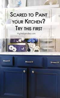 Upcycle a Sink into a Buffet | My Design Rules
