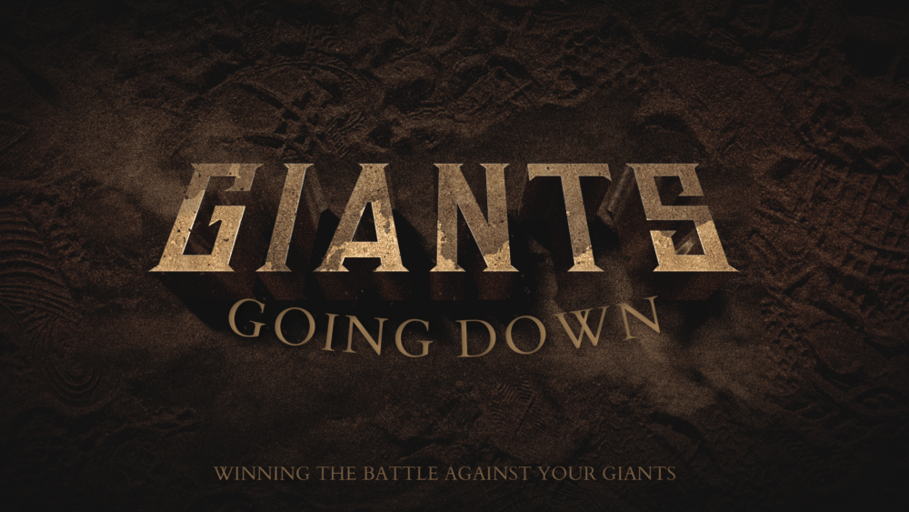 Giants Going Down