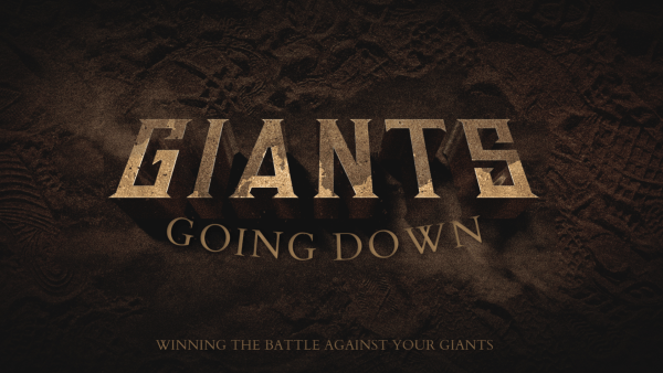 Giants Going Down, Part 3: Self Must Fall Image
