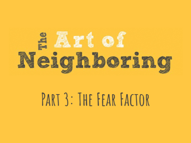The Art of Neighboring 3