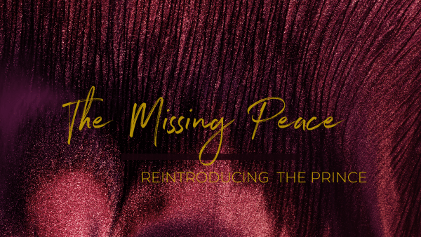 The Missing Peace, Part 1: The Peacemaker Image