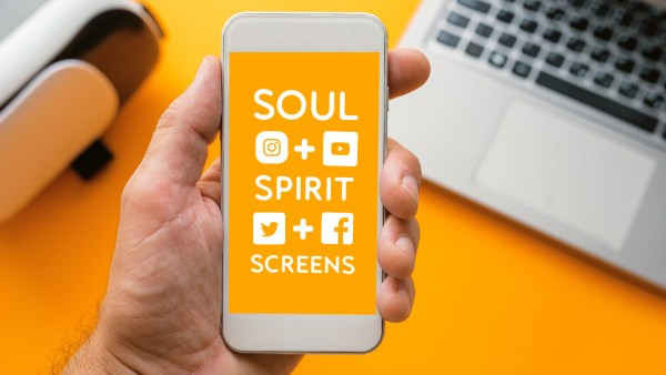 Soul + Spirit + Screens, Part 1  Image