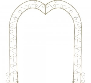 Heart Shaped Arch