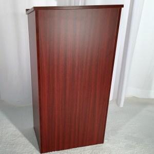 Wood Podium Rental