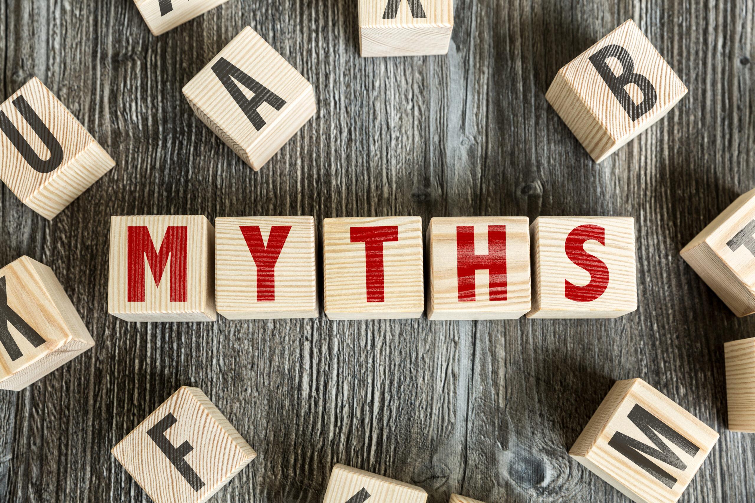five diabetes myths