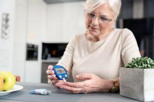 At-Home Blood Sugar Testing