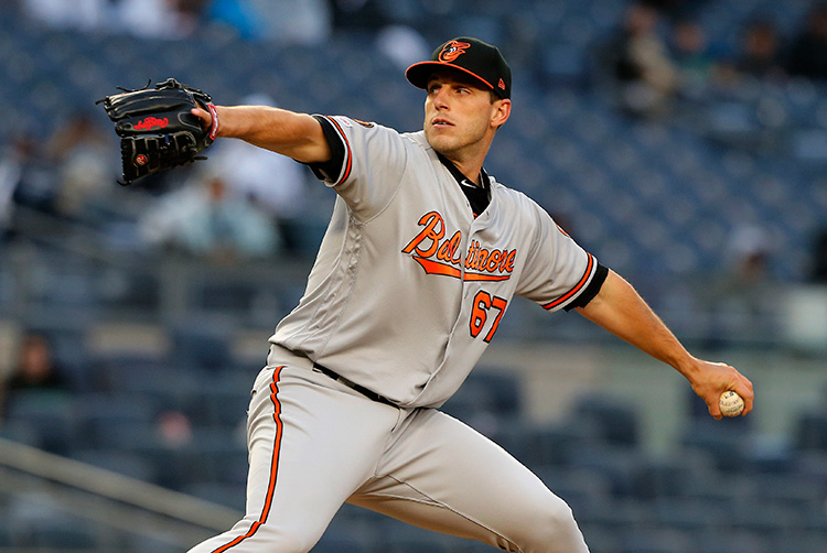 Former DiamondDawg and current Orioles All-Star left-hander John Means named finalist for AL Rookie of the Year!