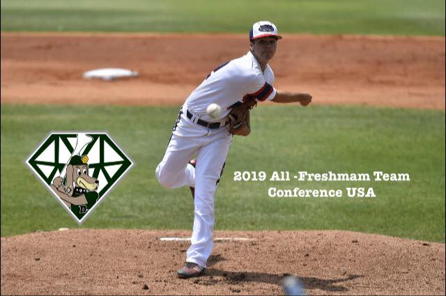 Josey Named to Conference USA All -Freshman Team!