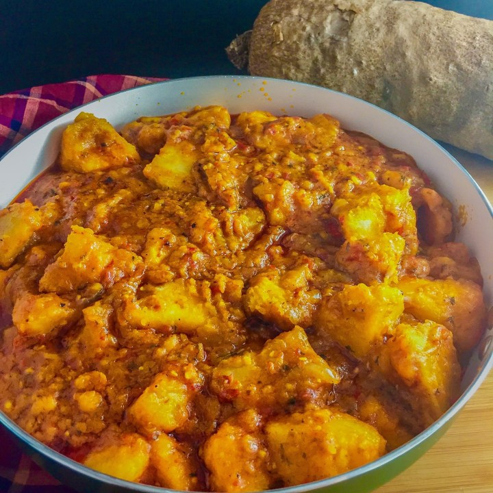 Another Yam Porridge Recipe | Fruitful Kitchen |Yam Porridge Recipe