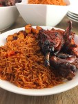Easy Peasy Party Jollof Basmati Rice