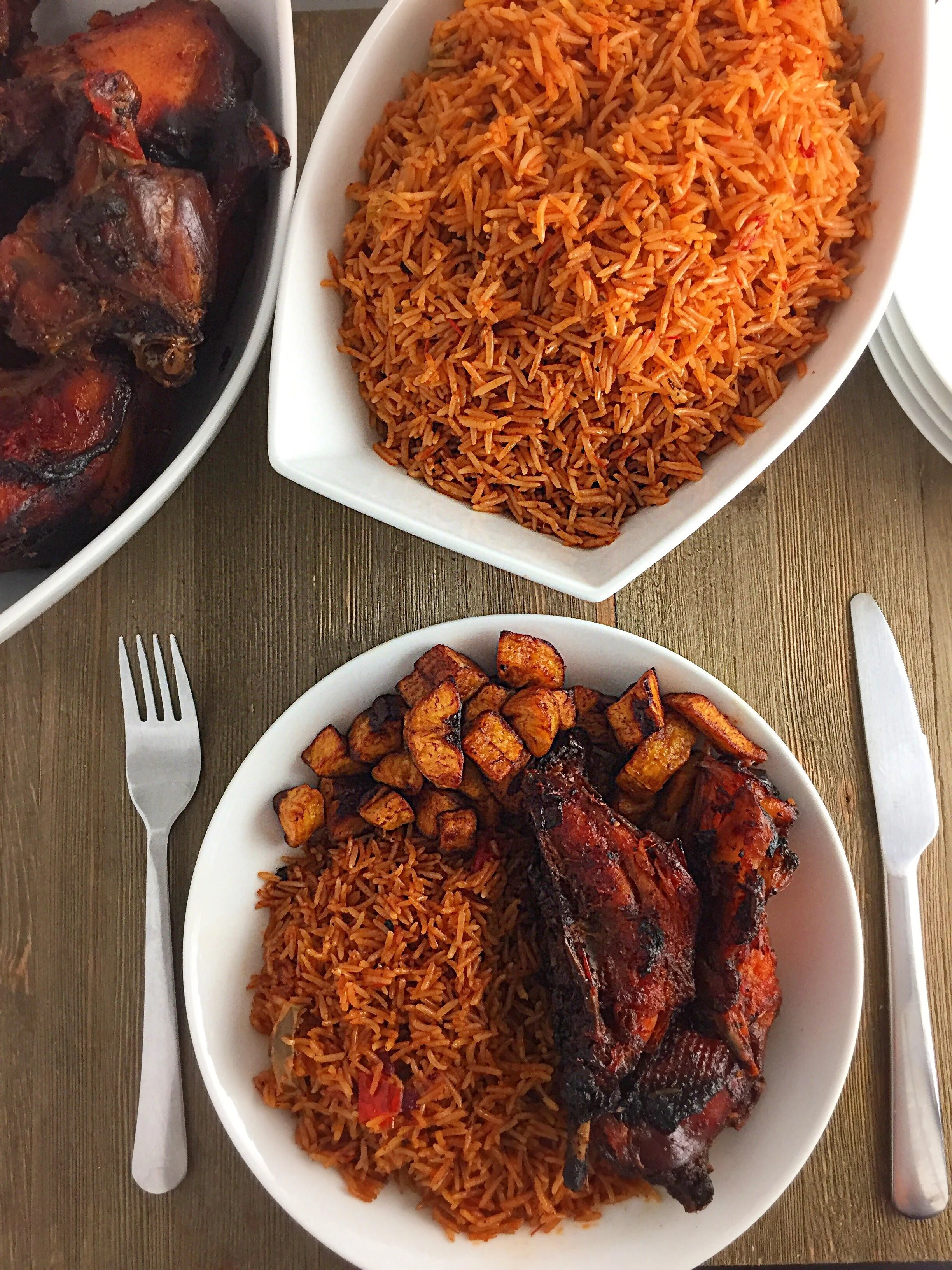 Easy peasy nigerian party jollof basmati rice my diaspora kitchen s i am also well aware that i posted a party jollof rice recipe just last week but please just humour me and after today hopefully i would keep jollof forumfinder Image collections