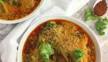 Nigerian Chicken Pepper Soup - My Diaspora Kitchen