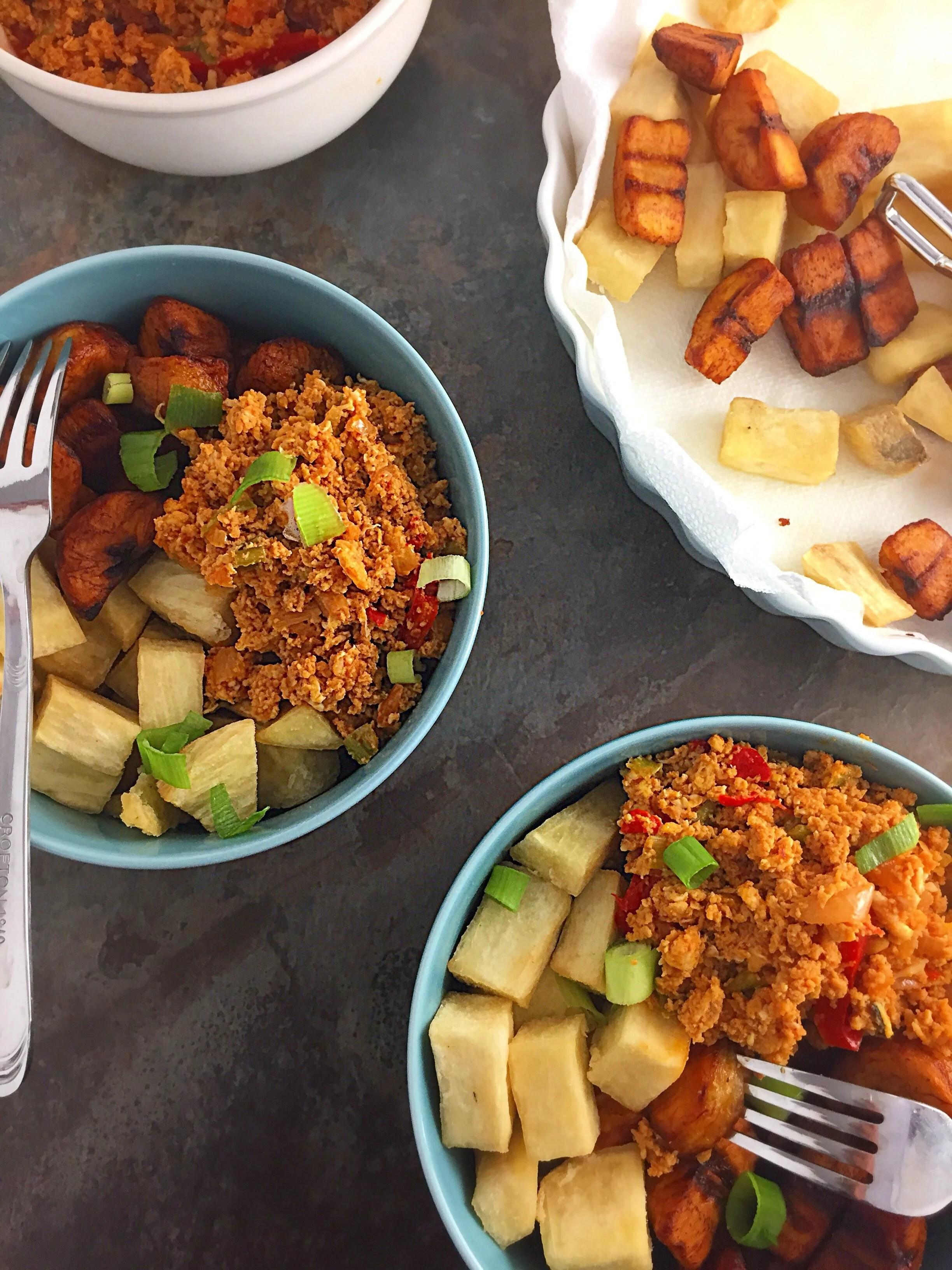 Nigerian diet recipes