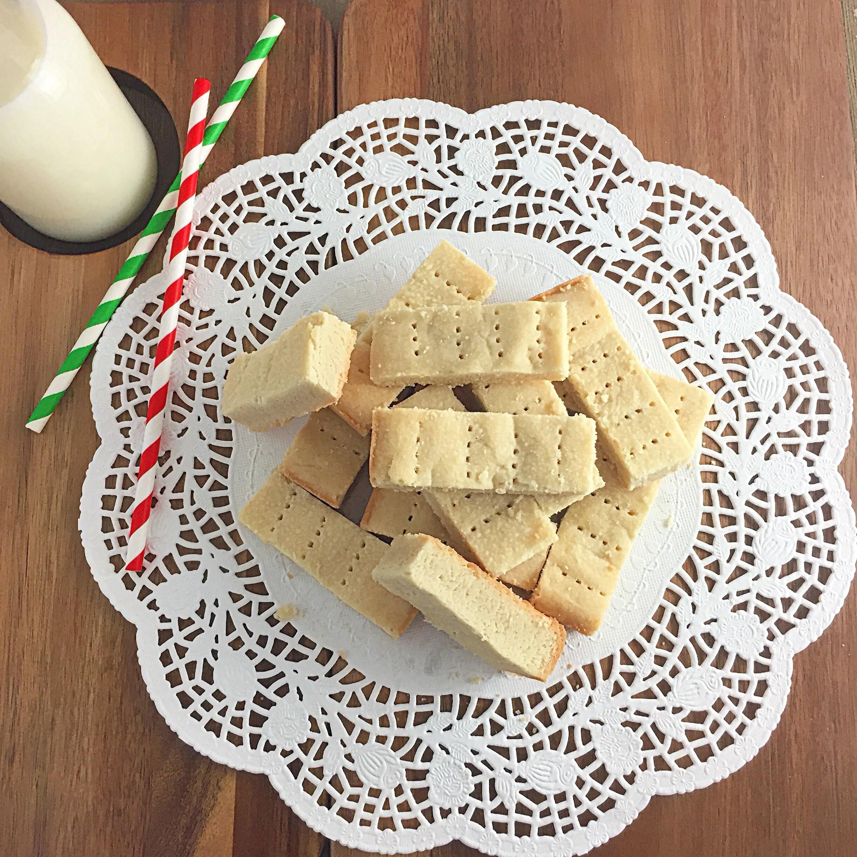 Homemade Walkers Shortbread Cookies My Diaspora Kitchen