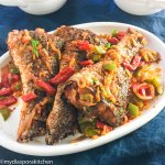 Tasty Peppered Fish