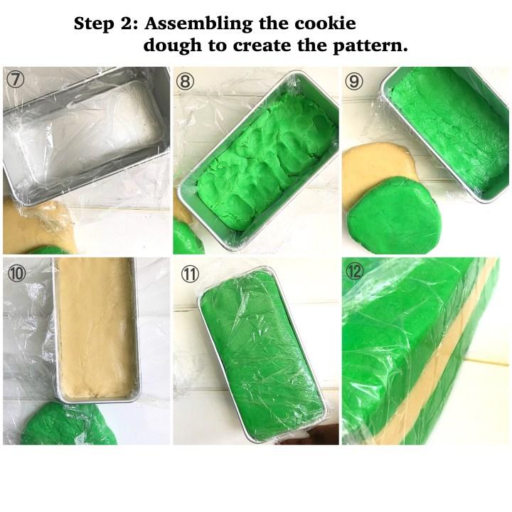Nigerian Flag Patriotic Cookies