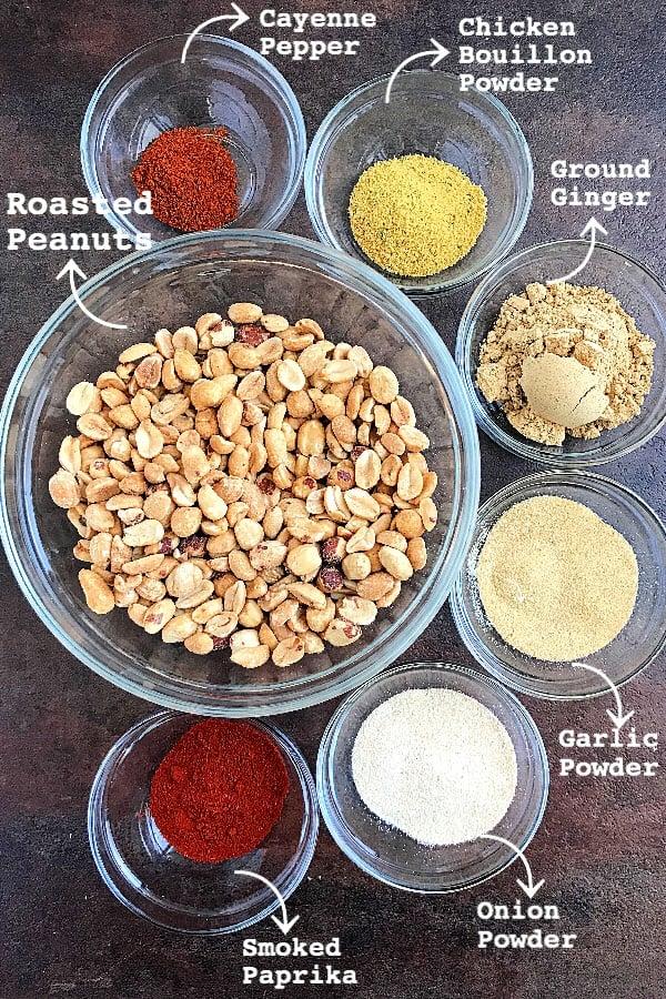Homemade Suya Spice   Yaji Spice two ways