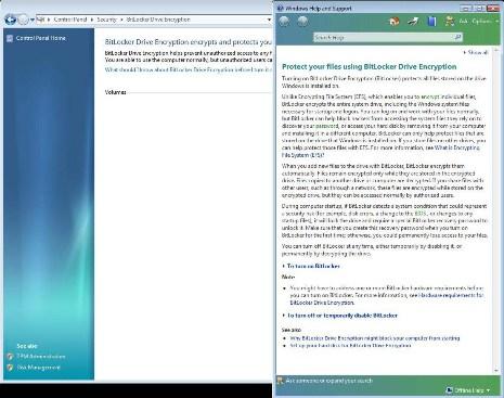 BitLocker in Windows 7