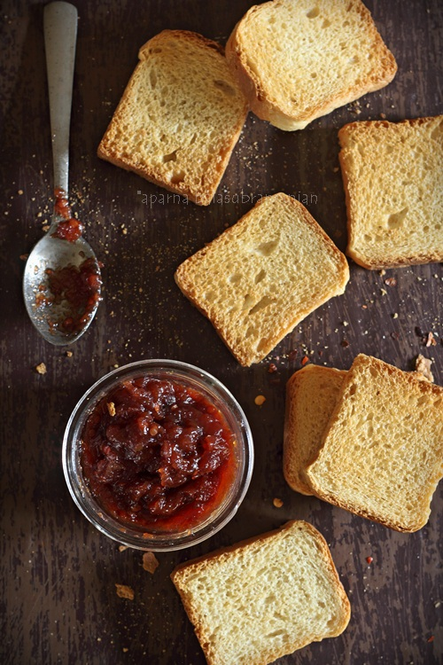 Tamarillo & Pear Jam