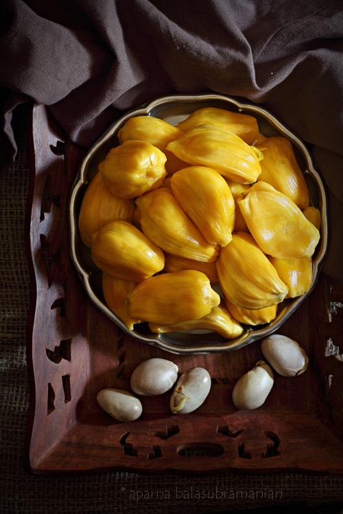 Jackfruit Arils