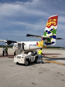 Flight to and from Little Cayman