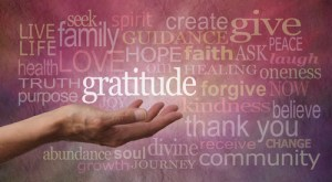 Practicing Gratitude: A Gift for the Whole Family by Lauren Behrman