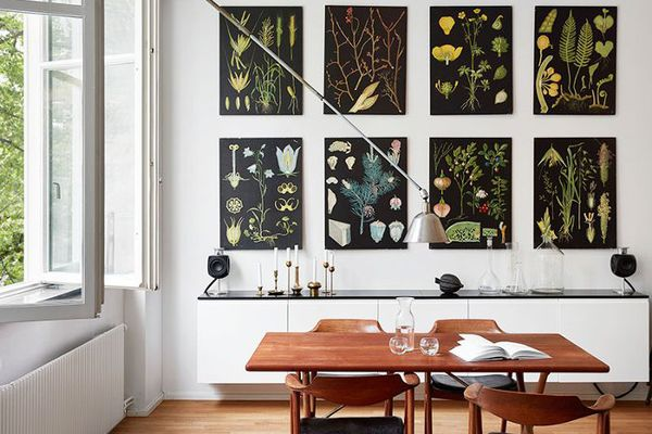 15 living room wall