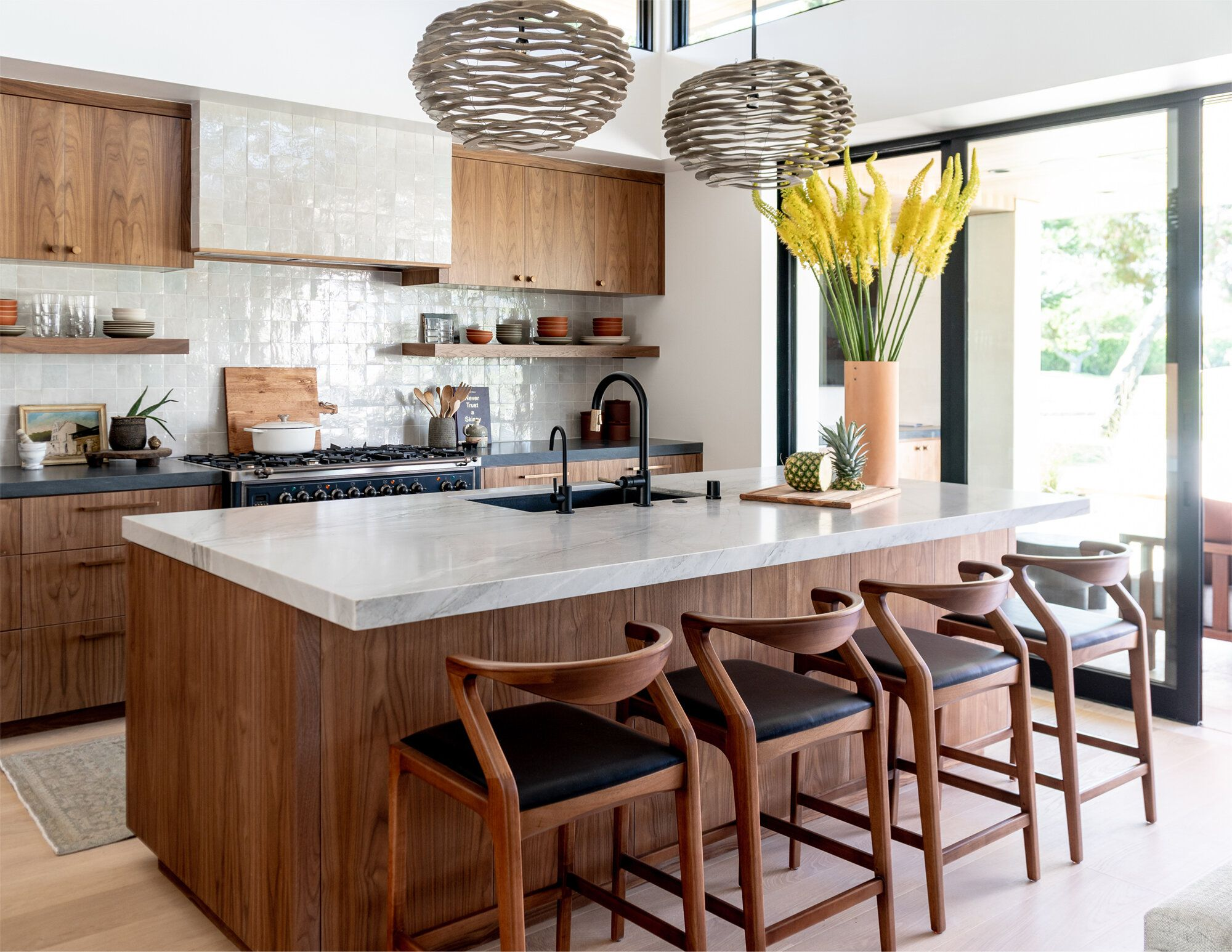 midcentury modern kitchen ideas