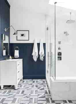 13 Bathroom Floor Tile Ideas To Give This Small Space Some Major Style Points