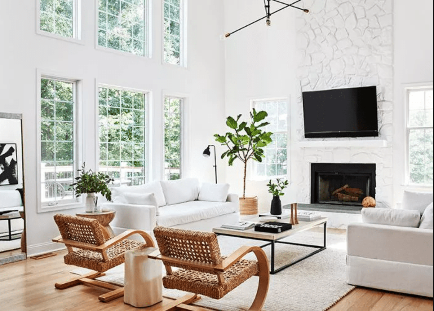 The Coolest Living Room Decorating Ideas