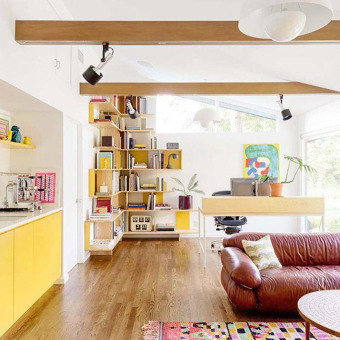 16 midcentury modern living