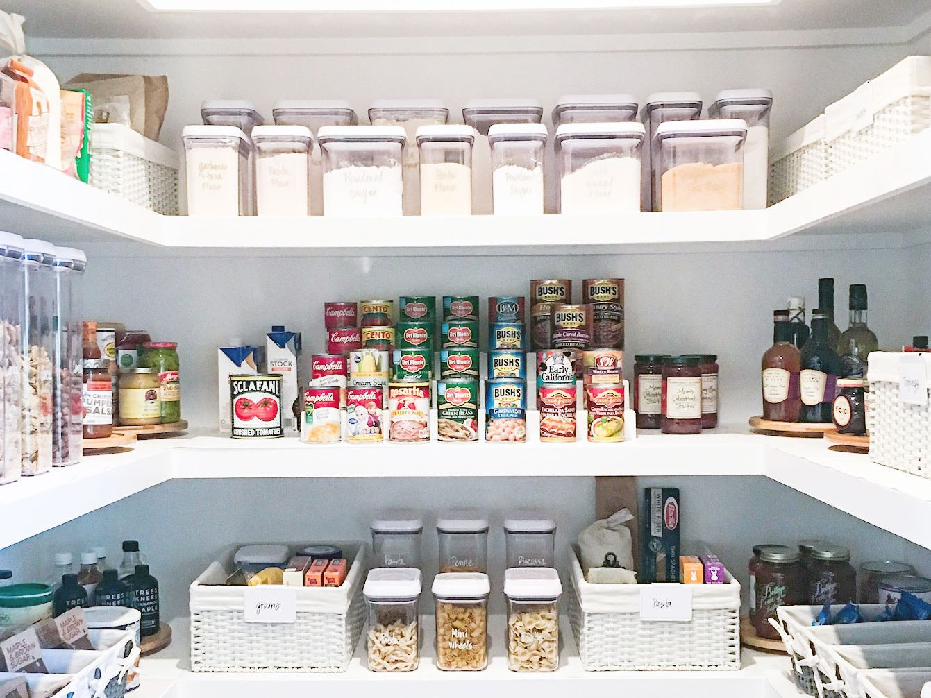6 Ikea Pantry Organization Ideas