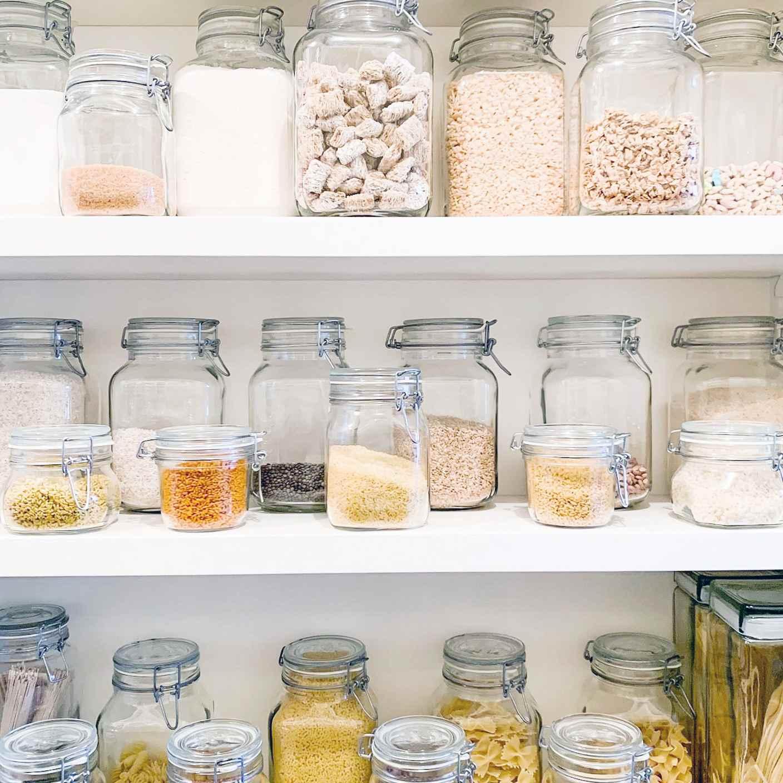 6 Ikea Pantry Organization Ideas