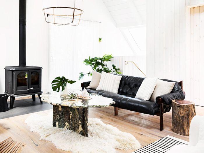 9 minimalist living rooms