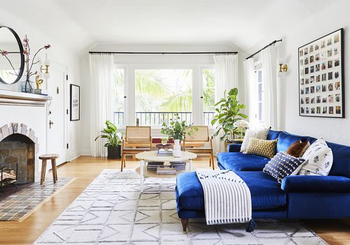 behold the 12 navy blue couches we all